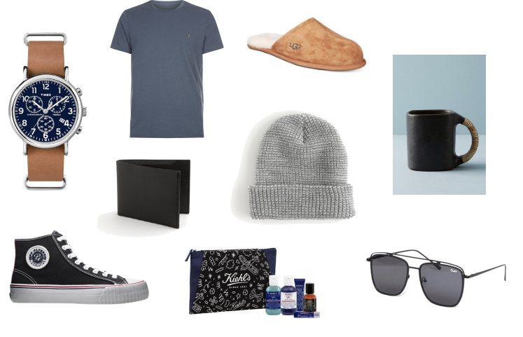 christmas gifts, mens gift guide, mens gifts, christmas for him, gifts under $100, christmas time, holiday gift guide
