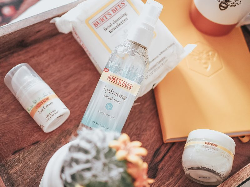 burts bees, self care with burts, self care, fresh clean skin, hot lemon water, journaling, how to unwind and relax, how to give yourself self care, relieve stress with burts bees, way to relieve stress