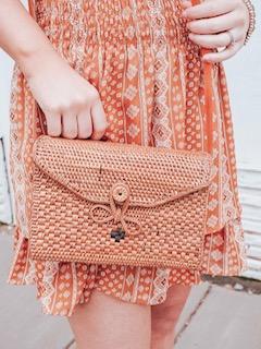 woven bags, woven rattan bag, rattan bag, woven bags under $100, handmade in bali, amerii woven bag, amerii rattan bag, summer bag, maternity fashion, maternity look, bump fashion, summer maternity fashion